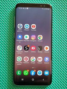 "Samsung Galaxy S8 4GB+64GB G950U 4G LTE Sbloccato Android 5,8"" Argento"