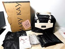 "Mary Kay ""Starter Kit"" Bag w/ dust cover and mirrors - no product"