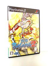 SENGOKU BASARA 2 Sony Playstation 2 PS2 Japan