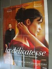 affiche cinema - LA DELICATESSE-  156 X 115  n°20