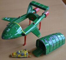 Matchbox diecast model toy Thunderbird 2 + 4 1992