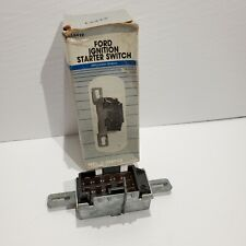 Well's LS412 Ford Ignition Starter Switch NOS 1973 74 75 76 Ford Mercury