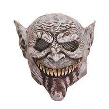 Goblin Mask Bloody Tongue, Halloween, Fancy Dress