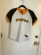 San Diego Padres 1978 Home Cooperstown Collection  Majestic Medium Jersey