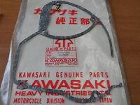NOS OEM Kawasaki Carb Crankcase Cover Gasket 1968-70 F3 F4 Bushwhacker 14047-003