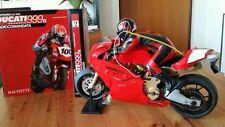 Moto Ducati 999r radiocomandata motore eleťrico
