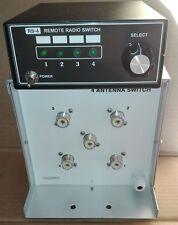 COMMUTATORE 4 RADIO 1 AMP 1 ANTENNA HF ANTENNA SWITCH