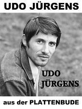 UDO JÜRGENS - Es wird Nacht Senorita / Anuschka * OLDIESERIE * TOP SINGLE (M-:))
