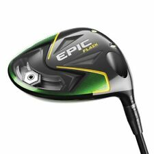 LEFT HANDED CALLAWAY GOLF EPIC FLASH DRIVER 9° GRAPHITE 6.0