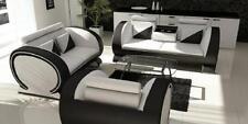 JV Möbel Sofagarnituren aus Leder fürs Wohnzimmer