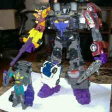 Transformers Combiner Wars Menasor Stunticons with Brake-Neck Perfect Effect