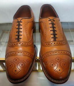 Allen Edmonds 10D Strand Walnut Men's Dress Shoes
