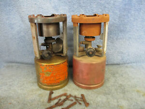 PAIR OF 520 MILITARY STOVES FOR PARTS