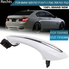 Exterior Front/Rear Right Door Handle 51217231932 For BMW F07 F10 F06 F11 F01