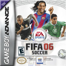 FIFA Soccer 2006 GBA New Game Boy Advance
