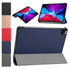 For Apple iPad Pro 12.9'' 2020 4th Gen Folio Stand Case Shockproof Leather Cover