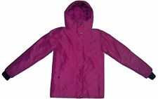 Designers Damen Skijacke mit Kapuze Pink Größe 36