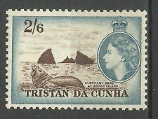 Tristan Da Cuhna Elephant de Mer Mirounga Seal Sudlicher See Elefant ** 1953