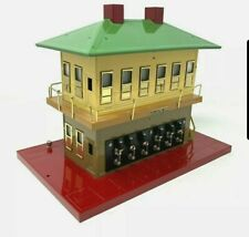 NEW Sealed MTH Tinplate Traditions Standard Gauge Switch Tower 10-1124 NIB