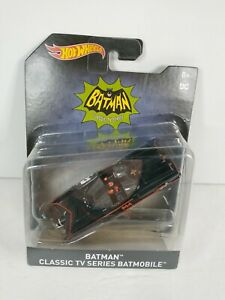 Hot Wheels Batman 1966 Classic TV Series Batmobile