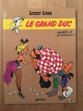 Lucky Luke - Le Grand Duc - Edition Originale - 1973 - NEUF