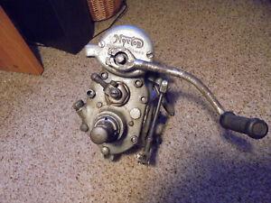 Norton, Getriebe, gear box