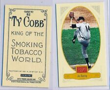 JIM BUNNING - 2012 Panini Golden Age TY COBB Back Mini - Perfect Game - Phillies