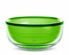 Tervis Tumbler (1) BOWL 18oz Soup Cereal Double Wall Insulated Green RARE - NEW