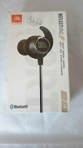JBL Reflect Mini 2 Lightweight Wireless Sport In-Ear Headphones Black