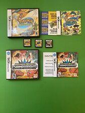 Nintendo DS LOT Of 3 Games Pokemon Pearl Ranger & Digimon Championship