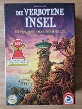 Die verbotene Insel - Nominiert zum Spiel des Jahres 2011 - Schmidt - M. Leacock