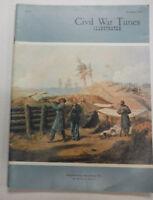 Civil War Times Magazine Sharpshooting Petersburg Virginia November 1975 071015R