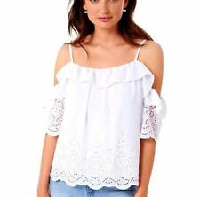 Forever New Polyester Solid Tops & Blouses for Women