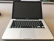 2012 Macbook Pro 13 inch Core i7 2.9 Ghz 8gb RAM 750 gb hard drive