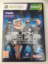 Xbox 360 KINECT-THE BLACK EYED PEAS EXPERIENCE (créateurs de JUST DANCE) OURREF:P
