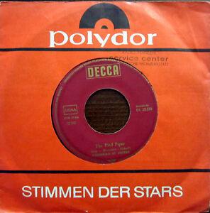 Single / CHRIPIAN ST.PETERS / 60er / DECCA / RARITÄT /