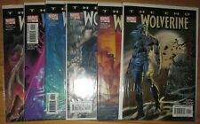 Wolverine comic lot: The End 1-6 / Origins 1 / The Origin 4 & 6 VF to Near Mint