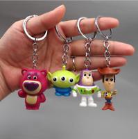 Toy Story New Keycahins - Woody / Buzz /Lotso / Aliens ! ! !