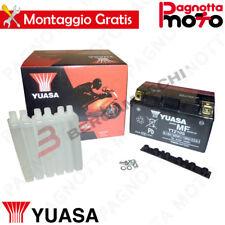 BATTERIA YUASA TTZ10S C/ACIDO HONDA CBR F SPORT 600 2001>2002