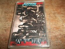 1989 CASSETTE-EAT THE HEAT BY ACCEPT-4652294-AS NEW