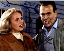 EVA MARIE SAINT & CARL REINER signed autographed THE RUSSIANS ARE COMING photo