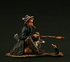 Tin soldier, Сollectible, King of the Road 54 mm, A Wonderful World