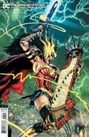Dark Nights Death Metal #2 1:25 Wonder Woman Doug Mahnke Variant Cover DC Comics