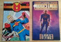 Miracleman Book One - A Dream of Flying TPB Alan Moore FIRST PRINT and issue #4