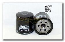 Wesfil Cooper Oil Filter for Holden Barina 1.2L 10/10- on WCO157