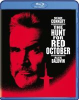 The Hunt for Red October Blu Ray