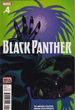 BLACK PANTHER #4 , 2016
