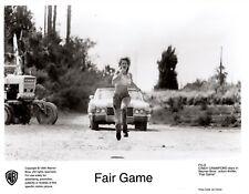 Cindy Crawford  William Baldwin FAIR GAME(1995) Four original press  photos