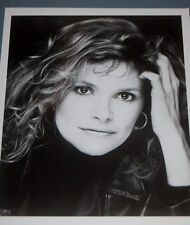 """Photo from 1990's TV show """"WIOU"""" Helen Shaver starred.  Excellent  8X10 B&W"""