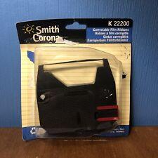 Smith Corona K22200 Wordsmith 100 Black Typewriter Replacement Ribbon Only 1